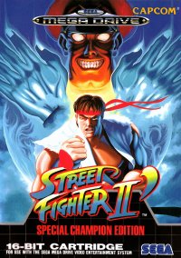Обложка Street Fighter II: Special Champion Edition