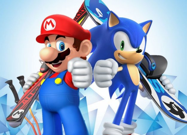 Рецензия на Mario & Sonic at the Sochi 2014 Olympic Winter Games