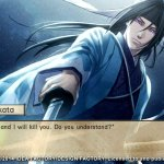 Скриншот Hakuoki: Stories of Shinsengumi – Изображение 1