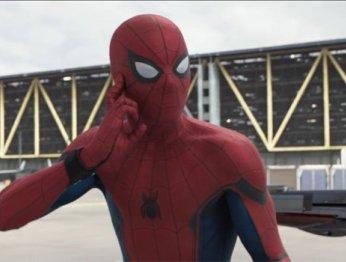 Первый тизер Spider-Man: Homecoming