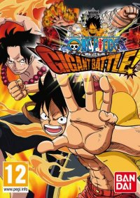 Обложка One Piece: Gigant Battle