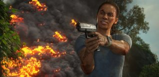 Uncharted 4: A Thief's End. Сюжетный трейлер DLC Asav с E3 2017