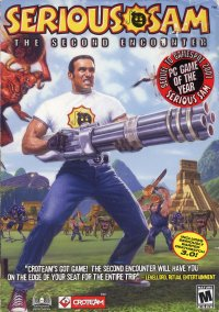 Обложка Serious Sam: The Second Encounter