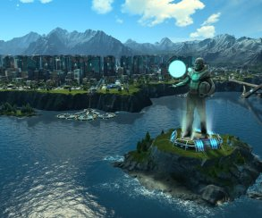 Anno 2205: новый трейлер и скриншоты