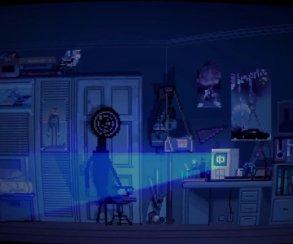 Футуристический экшен Narita Boy вышел на Kickstarter
