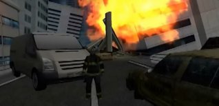 Courage of Fire. Видео #1