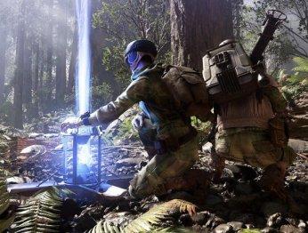 Впечатления от закрытого показа Star Wars Battlefront в Калифорнии