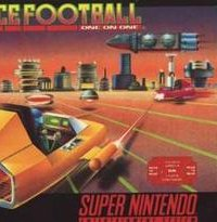 Space Football - One on One – фото обложки игры