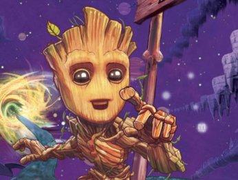 Малыш Грут из «Стражей Галактики» получит свою серию комиксов