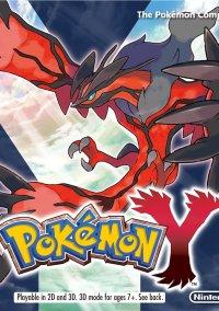 Обложка Pokémon Y