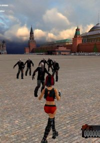 Обложка Red Square