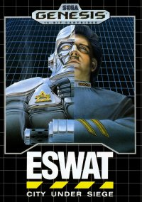 Обложка E-SWAT - City Under Siege