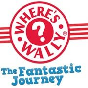 Обложка Where's Wally? The Fantastic Journey