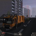 Скриншот Big City Rigs: Garbage Truck Driver – Изображение 2