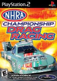 Обложка NHRA Championship Drag Racing