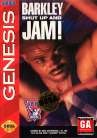 Обложка Barkley Shut Up and Jam!