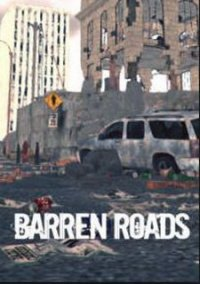 Обложка Barren Roads