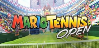 Mario Tennis Open. Видео #2