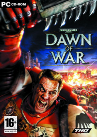 Обложка Warhammer 40,000: Dawn of War
