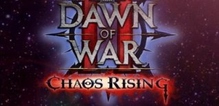 Warhammer 40,000: Dawn of War 2 – Chaos Rising. Видео #2