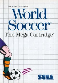 Обложка World Soccer