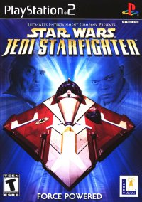 Обложка Star Wars: Jedi Starfighter