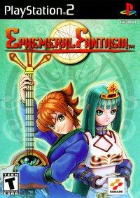Обложка Ephemeral Fantasia