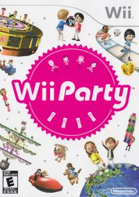 Обложка Wii Party