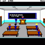 Скриншот Police Quest: In Pursuit of the Death Angel