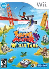 Обложка Fishing Master World Tour