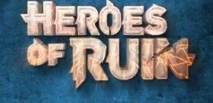 Heroes of Ruin. Видео #6