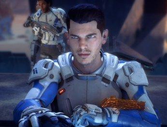 Короче говоря, я поиграл в Mass Effect: Andromeda