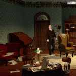 Скриншот The Lost Files of Sherlock Holmes: The Case of the Rose Tattoo – Изображение 1