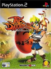 Обложка Jak and Daxter: The Precursor Legacy