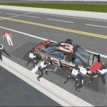 Скриншот NASCAR Revolution – Изображение 2