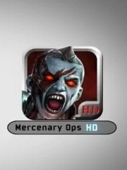 Обложка Mercenary Ops HD