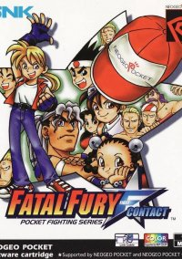 Обложка Fatal Fury First Contact
