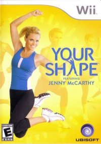 Обложка Your Shape Featuring Jenny McCarthy