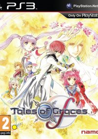 Обложка Tales of Graces F
