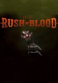 Обложка Until Dawn: Rush of Blood