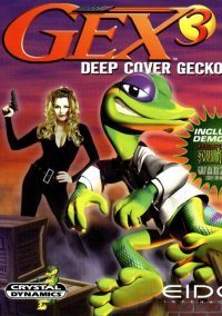 Обложка Gex 3: Deep Cover Gecko
