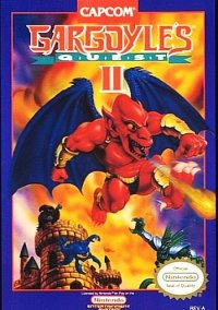 Обложка Gargoyle's Quest II: The Demon Darkness