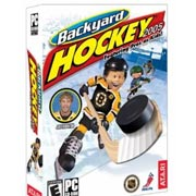 Обложка Backyard Hockey 2005