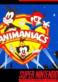 Обложка Animaniacs