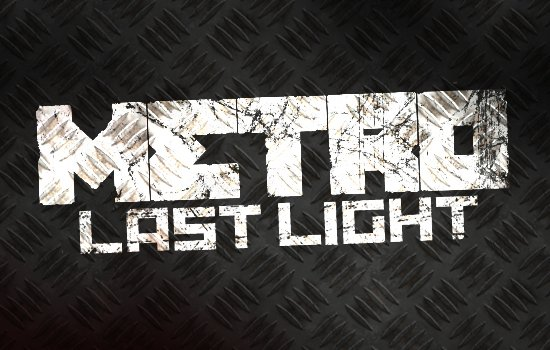 Metro: Last Light E3 Gameplay Demo - Part 1