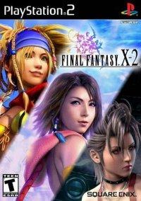 Обложка Final Fantasy 10-2