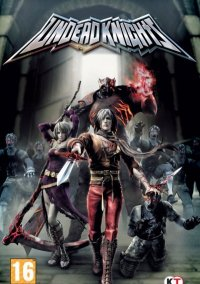 Обложка Undead Knights