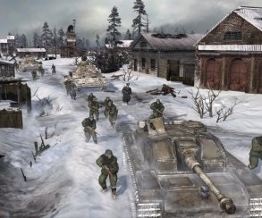 Стартовало открытое бета-тестирование игры Company of Heroes 2