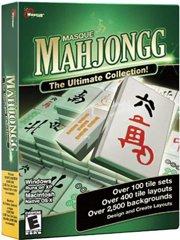 Обложка Masque Mahjongg