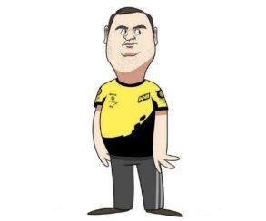 Капитан Na'Vi поCS: GO: «Унас есть свод правил ибольшие штрафы»
